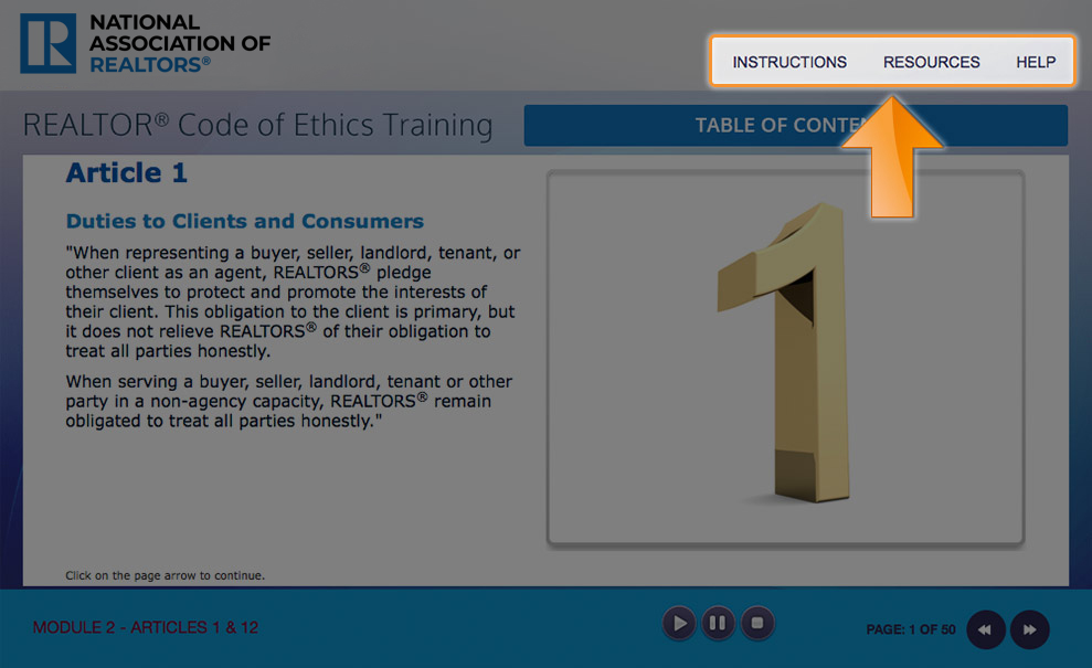 the nar code of ethics Between january 1, 2017 and december 31, 2018 every realtor® is required  to complete 250 ce hours of code of ethics training realtors® who have.